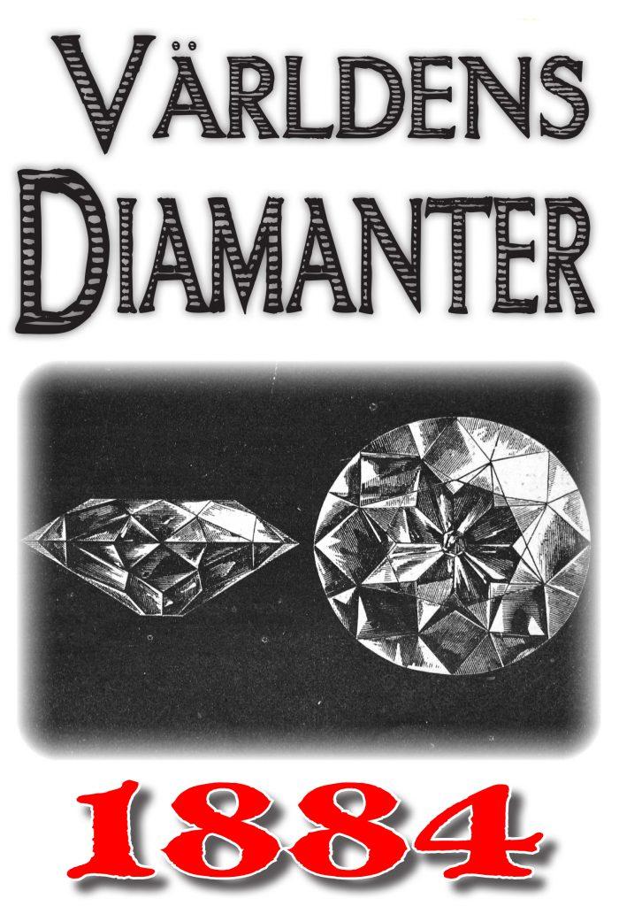 Book Cover: Världens diamanter