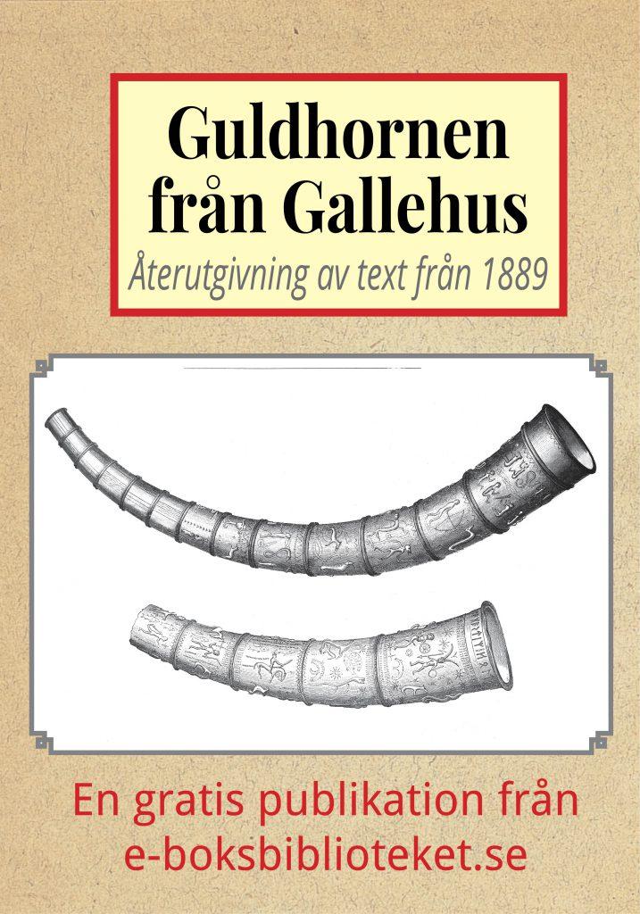 Book Cover: Guldhornen från Gallehus