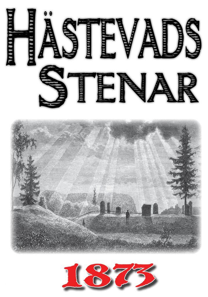 Book Cover: Hästevads stenar