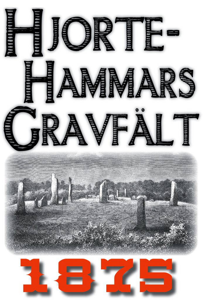 Book Cover: Skildring av Hjortehammars gravfält år 1875