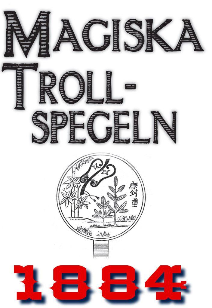 Book Cover: Magiska trollspeglarna