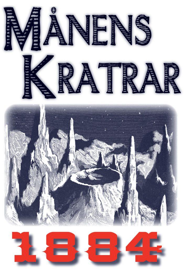 Book Cover: Månens kratrar