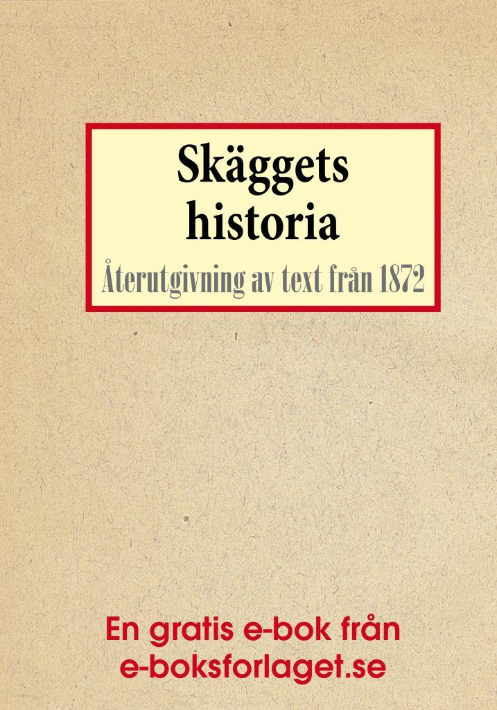 Book Cover: Skäggets historia