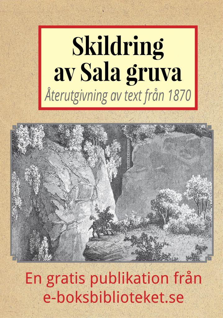 Book Cover: Skildring av Sala gruva