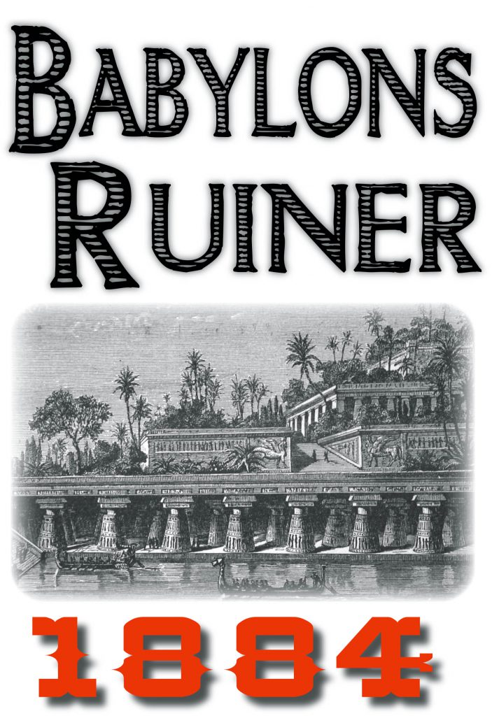 Book Cover: Babylons ruiner