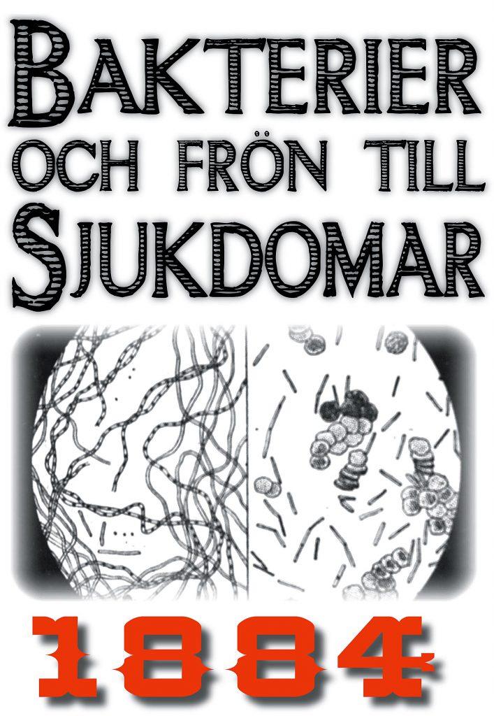 Book Cover: Bakterier och sjukdomsfrön