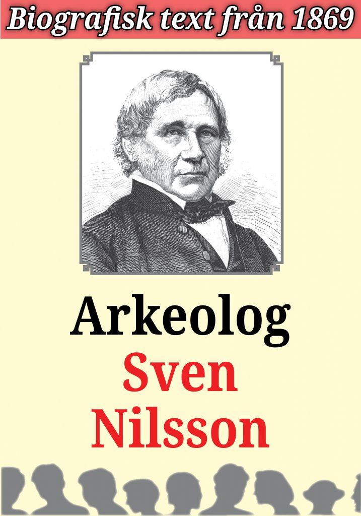 Book Cover: Biografi: Arkeologen Sven Nilsson