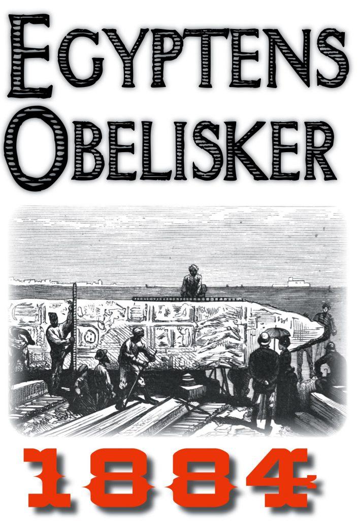 Book Cover: Skildring av Egyptens obelisker
