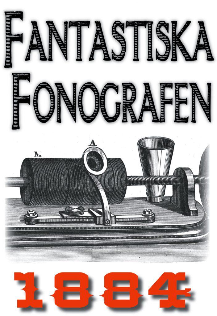 Book Cover: Uppfinningen fonografen