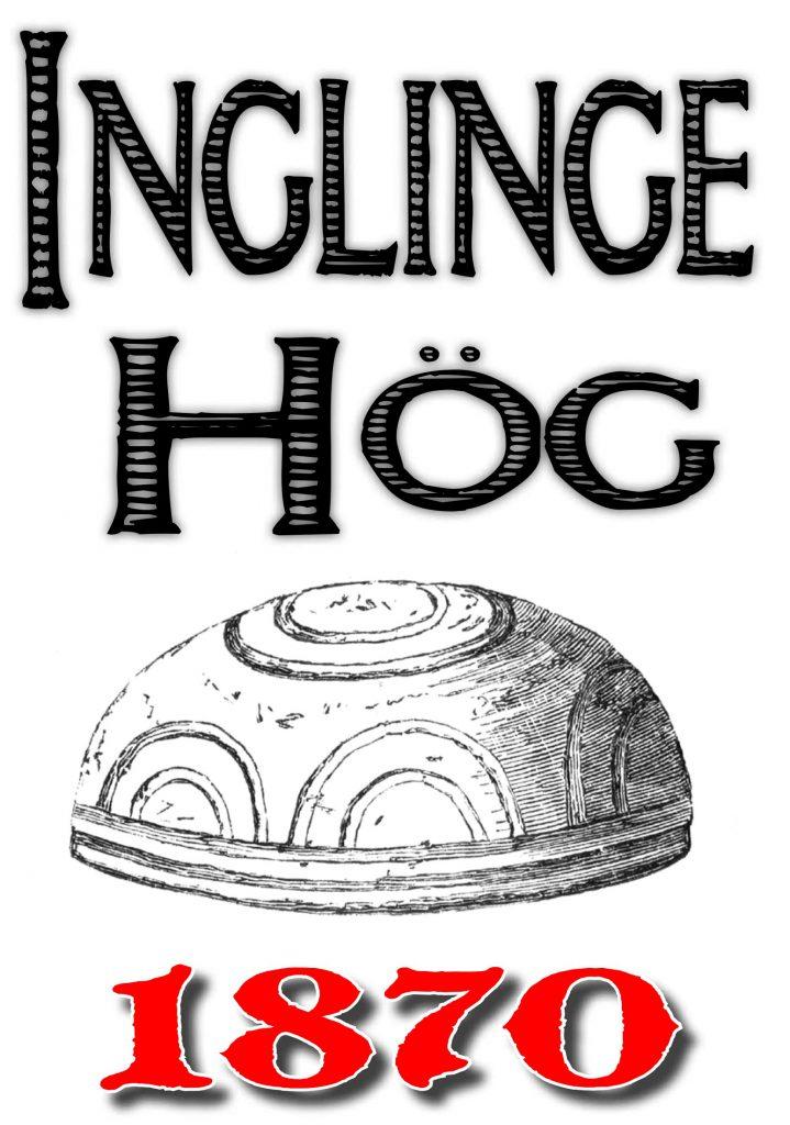 Book Cover: Skildring av Inglinge hög år 1870