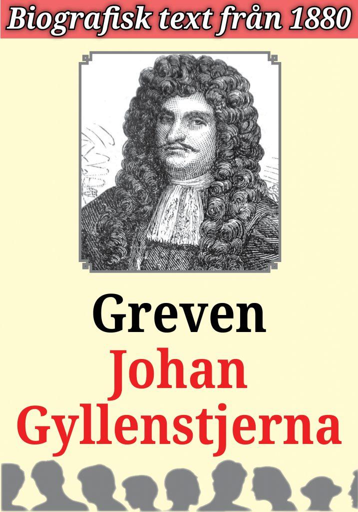 Book Cover: Biografi: Politikern Johan Gyllenstjerna