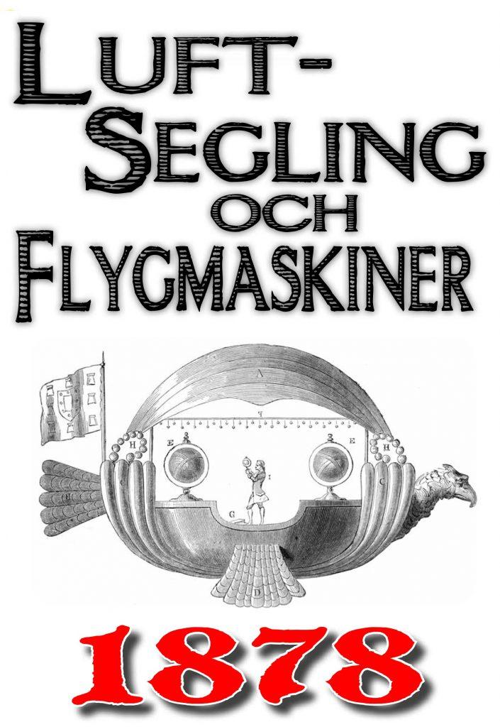 Book Cover: Om luftsegling och flygmaskiner
