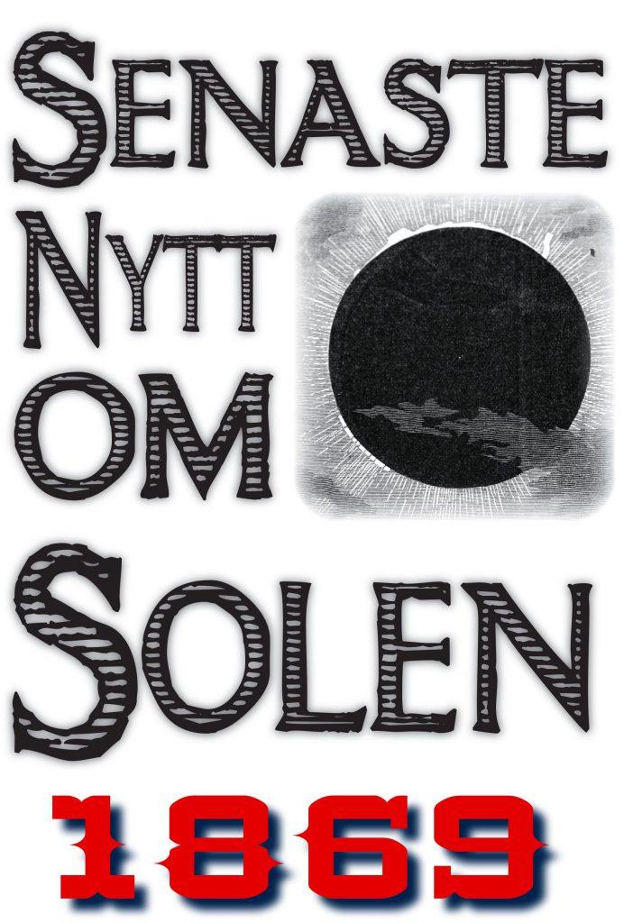 Book Cover: Senaste nytt om solen