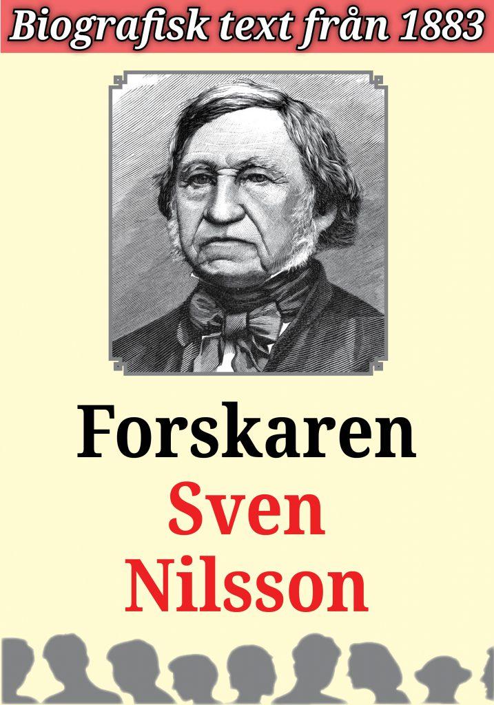 Book Cover: Biografi: Forskaren Sven Nilsson