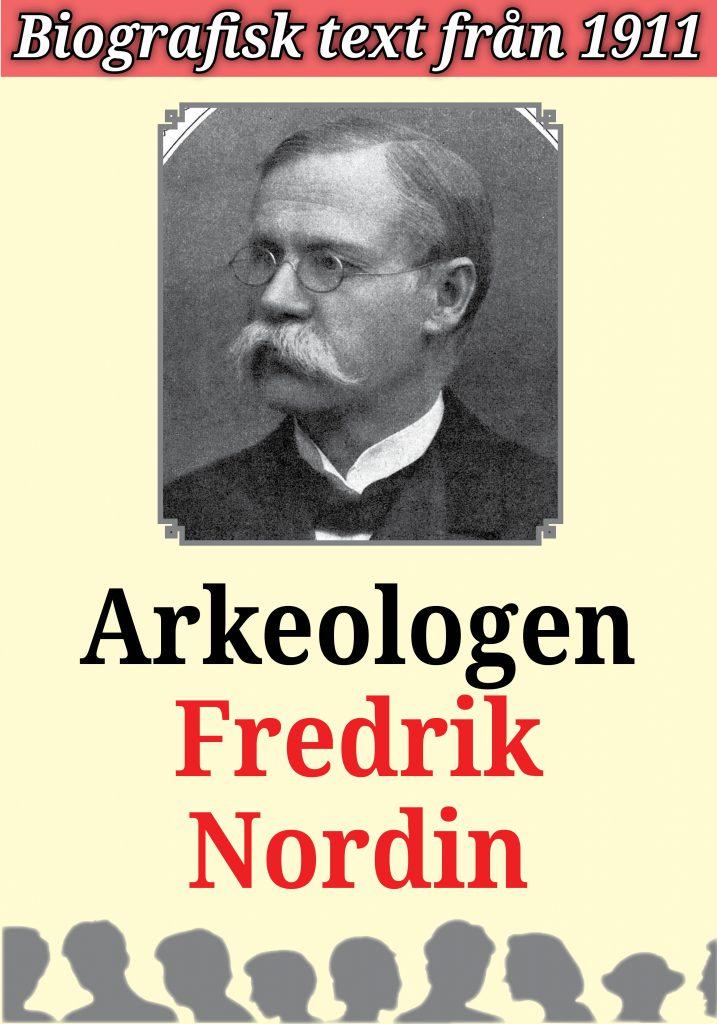 Book Cover: Biografi Fredrik Nordin