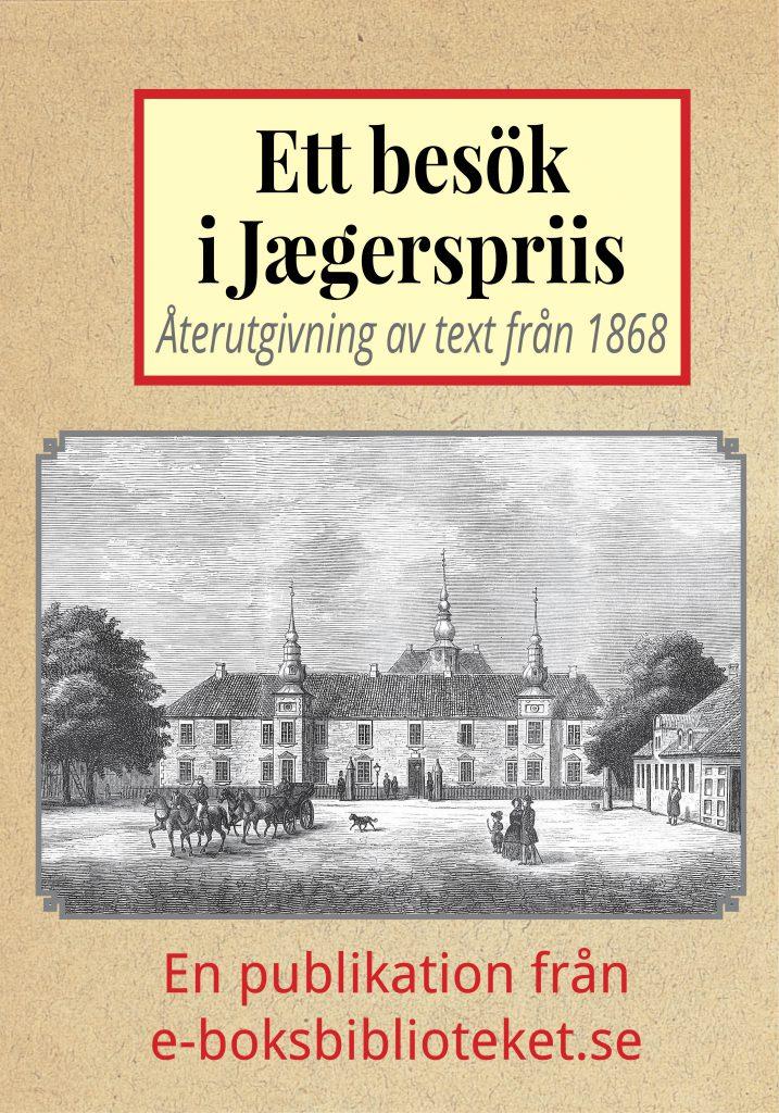 Book Cover: Jægerspris slott