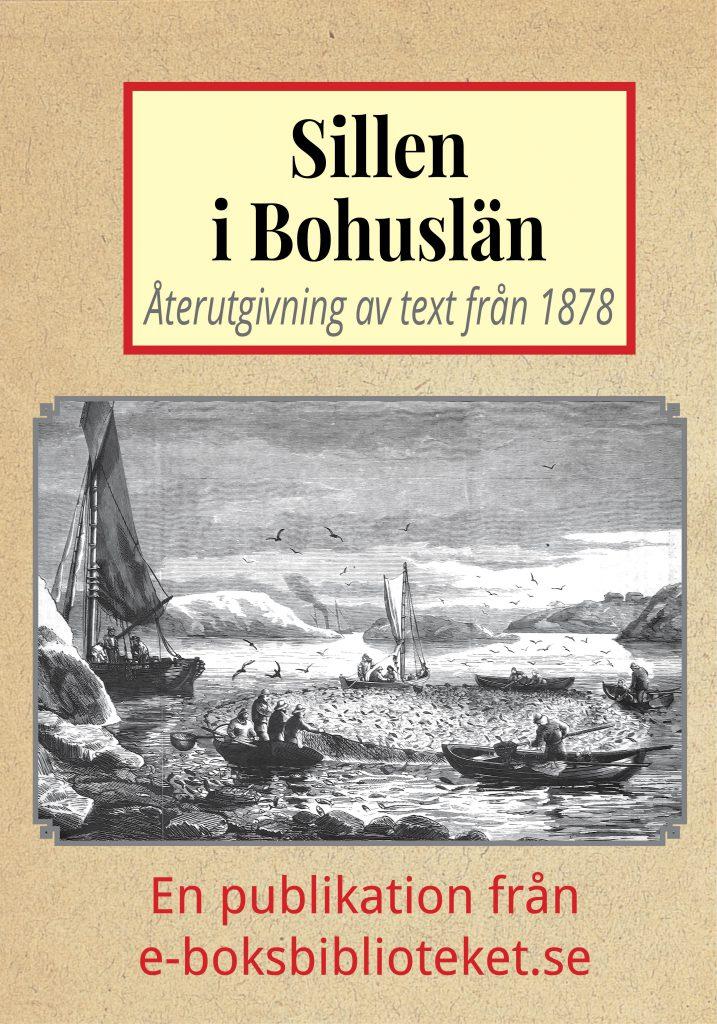 Book Cover: Sillen i Bohuslän