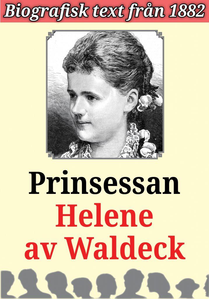 Book Cover: Biografi: Prinsessan Helene