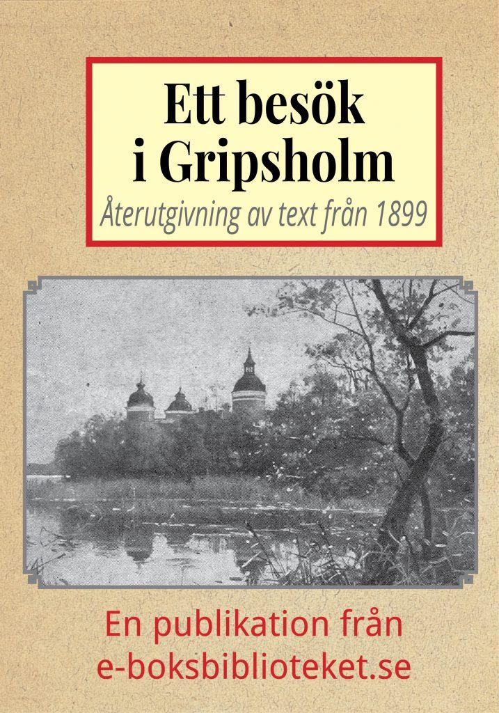 Book Cover: Ett besök i Gripsholms slott