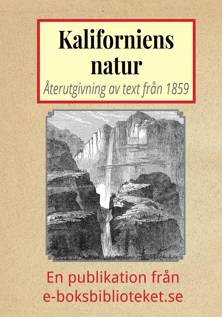 Book Cover: Kaliforniens natur