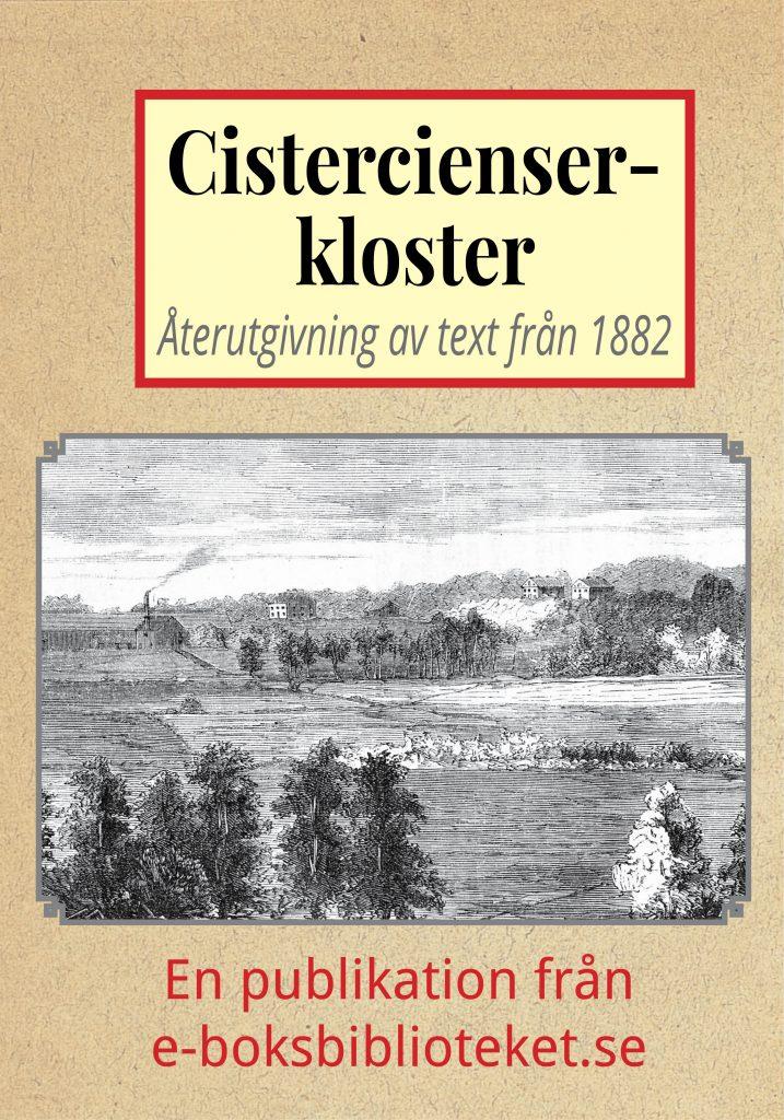 Book Cover: Svenska cistercienserkloster