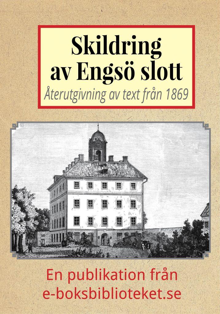 Book Cover: Skildring av Engsö slott