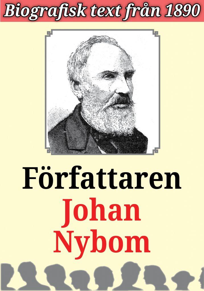 Book Cover: Biografi: Skalden Johan Nybom