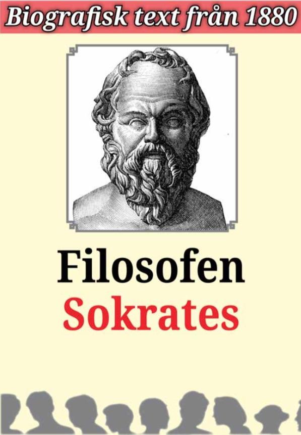 Book Cover: Biografi: Filosofen Sokrates